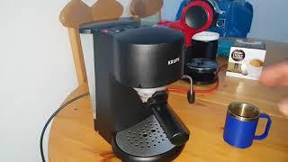 видео Рожковая кофемашина: для дома, самая лучшая