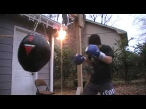 Boxing Training Wrecking Ball Heavy Bag