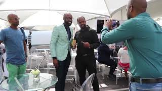 DJ Sbu opens The Hustlers Academy in Johannesburg South Africa