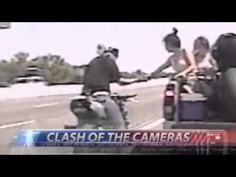Dallas Deputy Unlawful Arrest Of Stunt...