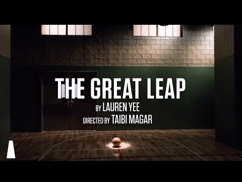 THE GREAT LEAP by Lauren Yee now playing through June 24 only!