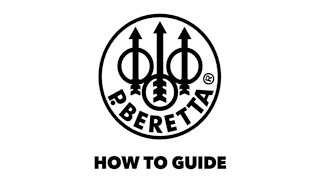 BERETTA HOW TO GUIDE 682 GOLD E - THE STOCK AND ACTION