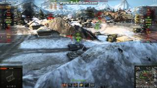 world of tanks 9.9 Mod Pack xvm and Mods game play