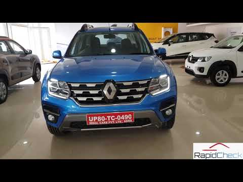 New Renault Duster Facelift RxZ 2019 Full Detailed Hindi Review- OLD vs NEW Duster Comparison