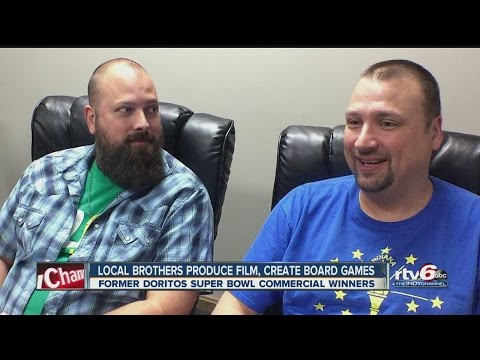 Local brothers produce film, create board games