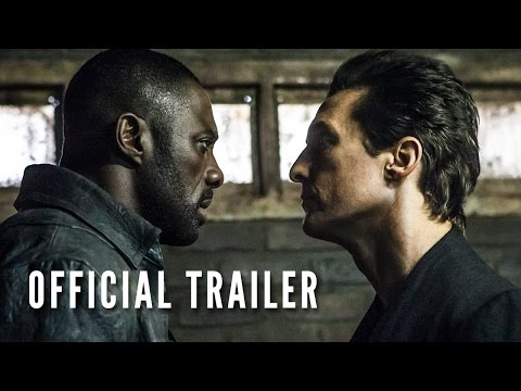 THE DARK TOWER - Official Trailer (HD)