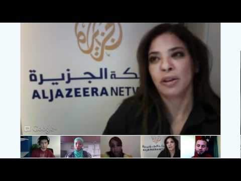 Libya on the Line - Discussion with Al Jazeera correspondent Hoda Abdel-Hamid