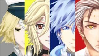 【Oliver, Yohioloid, Kaito, Big Al】Love Lockdown【Vocaloid】