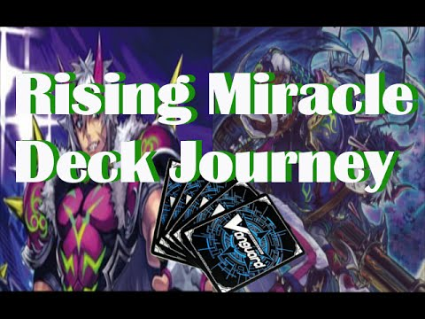 [Cardfight Vanguard] |Spike Brothers| Rising Miracle Deck Journey