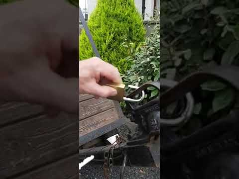 The Nexus Hand Demonstration - Unlocking A Padlock | COVVI