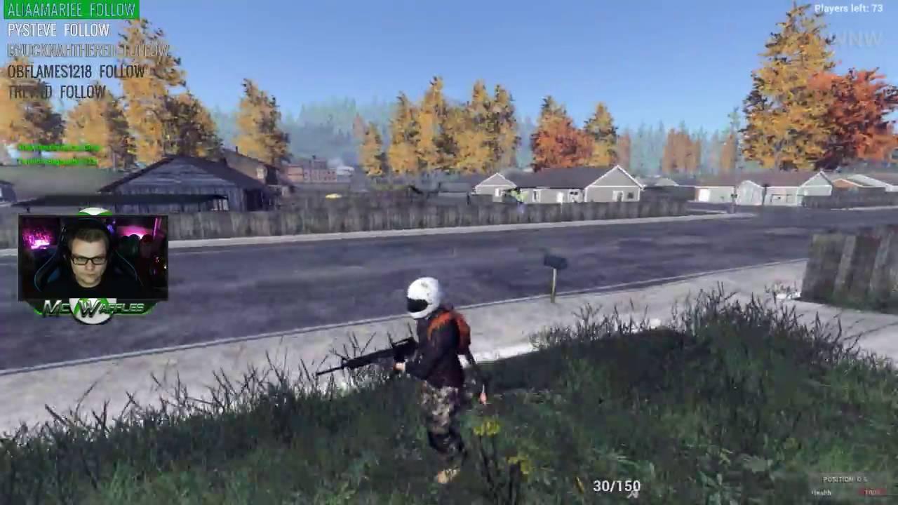 H1z1 original map gameplay
