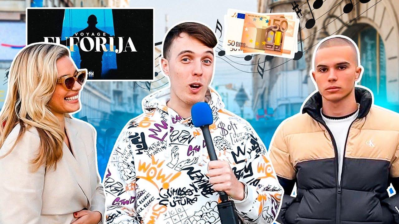 Download 50€ AKO OTPEVAŠ ''VOYAGE - EUFORIJA'' *ne zna ni on tekst*