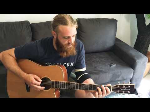 How to play Chateau by Angus & Julia Stone