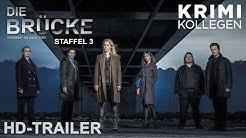 DIE BRÜCKE - TRANSIT IN DEN TOD - Staffel 3 - Trailer deutsch [HD] II KrimiKollegen