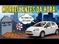 FIAT PUNTO - O FRACASSO que DEU CERTO!