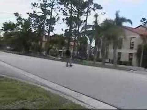 travis's skate video