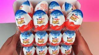 KINDER JOY Surprise Eggs : BÓC TRỨNG KINDER JOY !!! TRANSFORMERS OPTIMUS PRIME DINOSAUR TOY