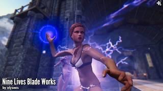 Skyrim Mods - Week 128 - The Sexy Charizard