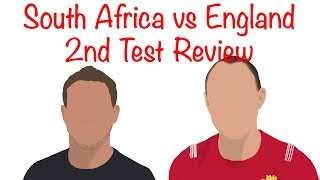 South Africa vs England 2nd Test Review-  Summer Tour 2018