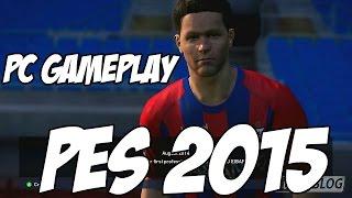 PES 2015, PC Gameplay, RUMO AO ESTRELATO/BECOME A LEGEND