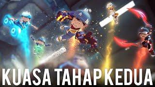 Download lagu BoBoiBoy Kuasa TAHAP KEDUA