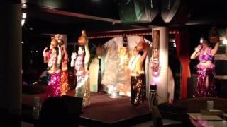 2011年JALプライベートリゾートオクマのパライソでのハワイアン クリス...