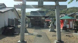 2013/11撮影。栃木県足利市にある厳島神社。日本で唯一美人証明書を発行...