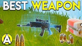 BEST WEAPON - Fortnite Battle Royale
