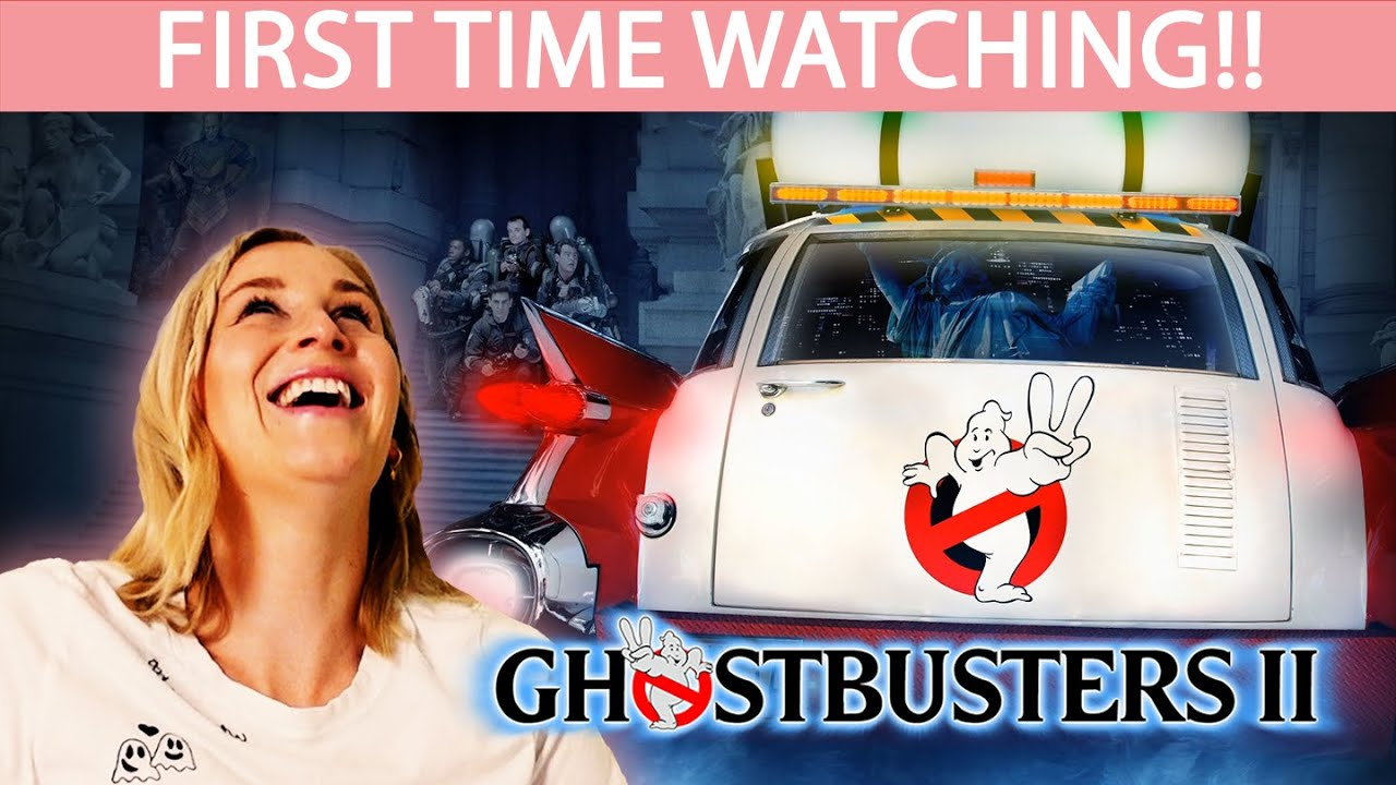 GHOSTBUSTERS II | FIRST TIME WATCHING | MOVIE REACTION