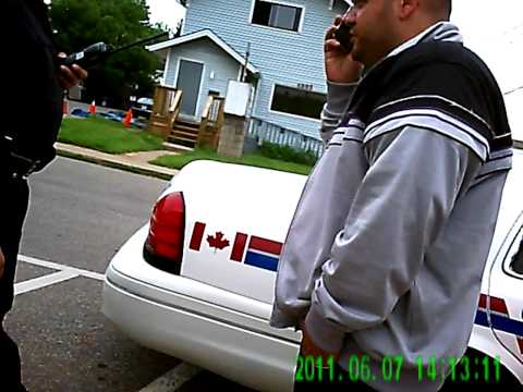 Police Undercover: Phony Arrest Under Pretense of Law to Incite Violence #1