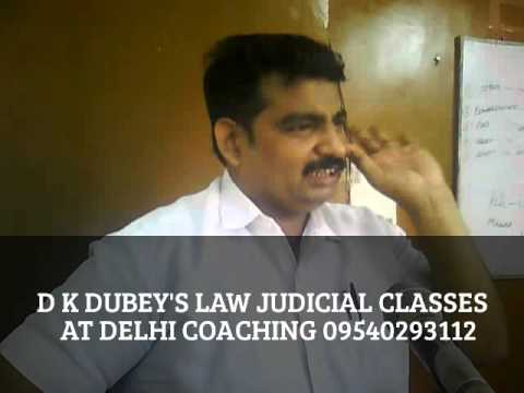 EVIDENCE :- OPENION OF EXPERT BASIC BY D K DUBEY AT DELHI LAW COACHING
