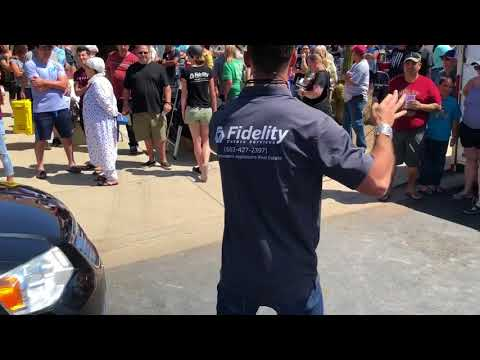 Live Auto Auction in Phoenix Arizona - Fidelity Estate Services