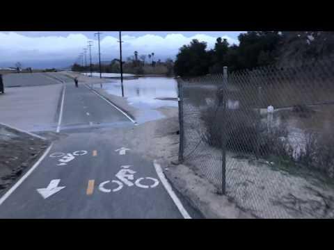 Aftermath Of Feb 14th 2019 Rain Storm In Riverside, CA