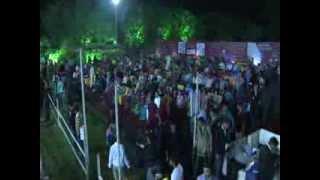 DANDIYA RAAS WITH BABLA SHAH & VAIBHAV - Ahmedabad 13th October 2013
