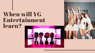 YG Entertainment Announced A New BLACKPINK Project… And Fans Are Disappointed