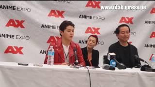 Preguntas - Respuestas de Ryosuke Yamada /   Fullmetal Alchemist live action panel