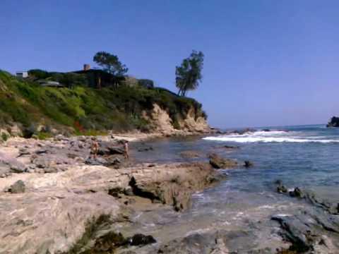 Little Corona Beach Del Mar Newport Ca 06 19 2010