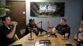 Tac City live Episode 72  4/18/18 w/ G&G Armament and Oregon Airsoft