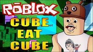 Agar.io no Roblox (Cube eat Cube)