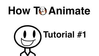 How To Animate: YouṪube Tutorial #1 Fire Alpaca