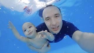 Грудничковое плавание в Ростове-на-Дону   ТоТо Север #18
