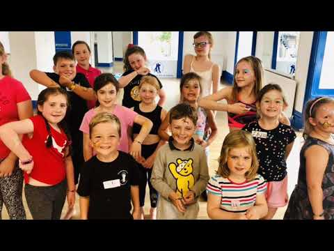 Newcastle Dance Centre - Kids Holiday Camps
