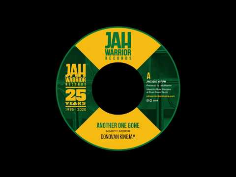 Donovan Kingjay - Another One Gone - Jah Warrior Records