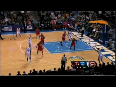 ClipperBlog: Arron Afflalo 3-pointer