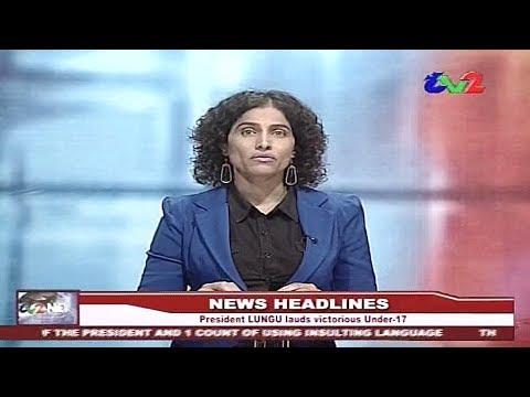 zam1news.com - ZNBC TV2 News | 31st July 2017 | Lusaka, ZAMBIA