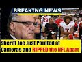 Breaking News Today 9/30/17, Sheriff Joe Just Pointed at Cameras, President Trump Latest News Today