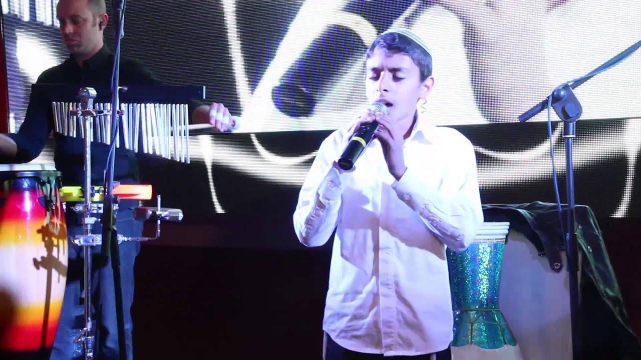ילד הפלא עוזיה צדוק I כוכב מאיר  LIVE Uziya Tzadok