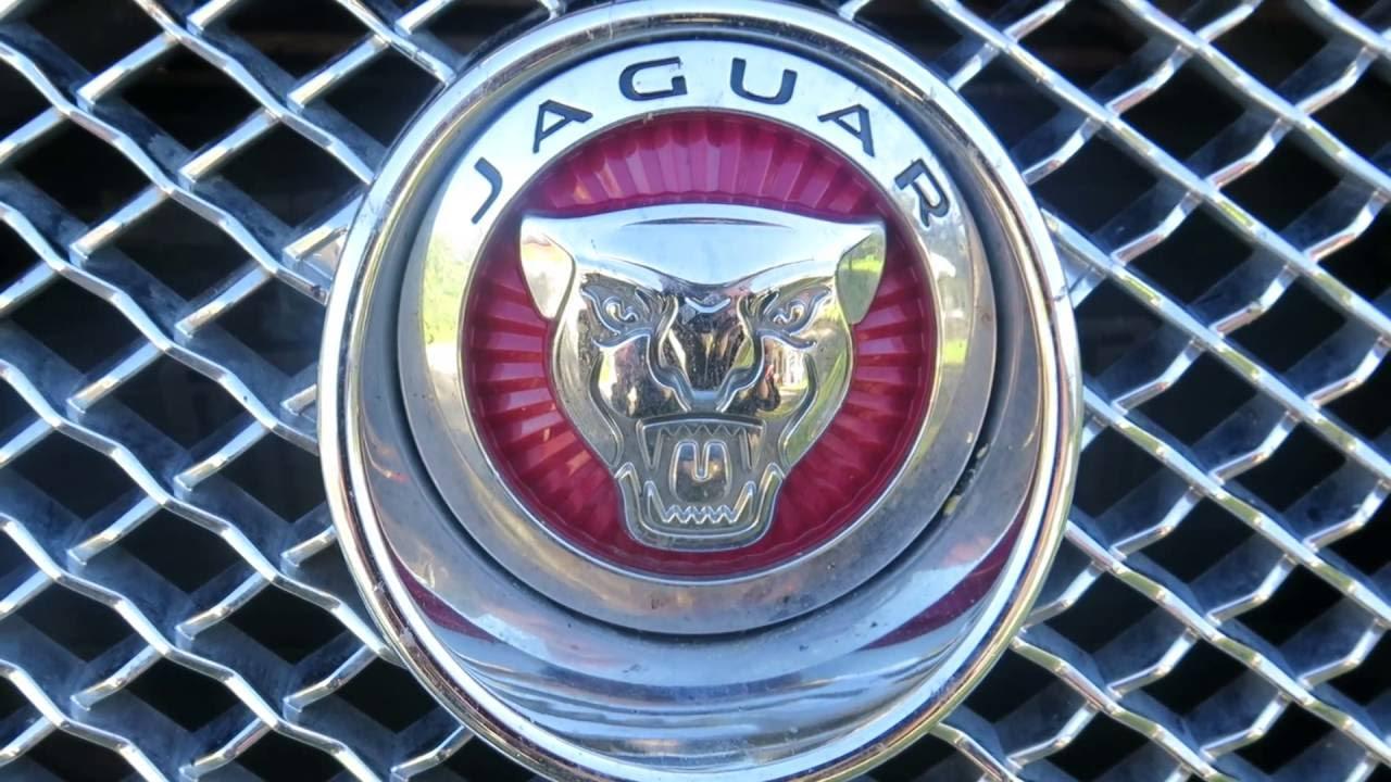 Jaguar XF 2.2d 2015. Обзор блондинки:)