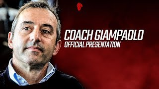 Marco Giampaolo Official Presentation