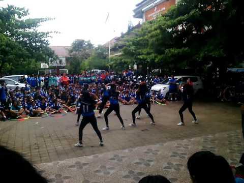 Dance dari 9K SMPK 1 Harapan